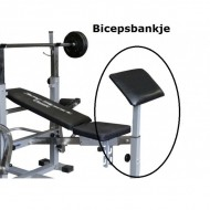 Bicepsbankje t.b.v. Joy Sport Classic