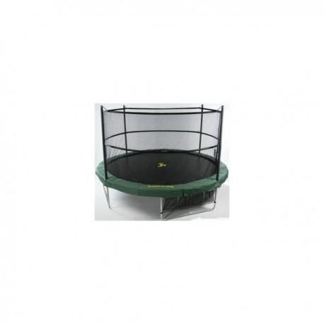 JumpPOD Trampolines inclusief safetynet Rond 370CM (92 CM Hoog)